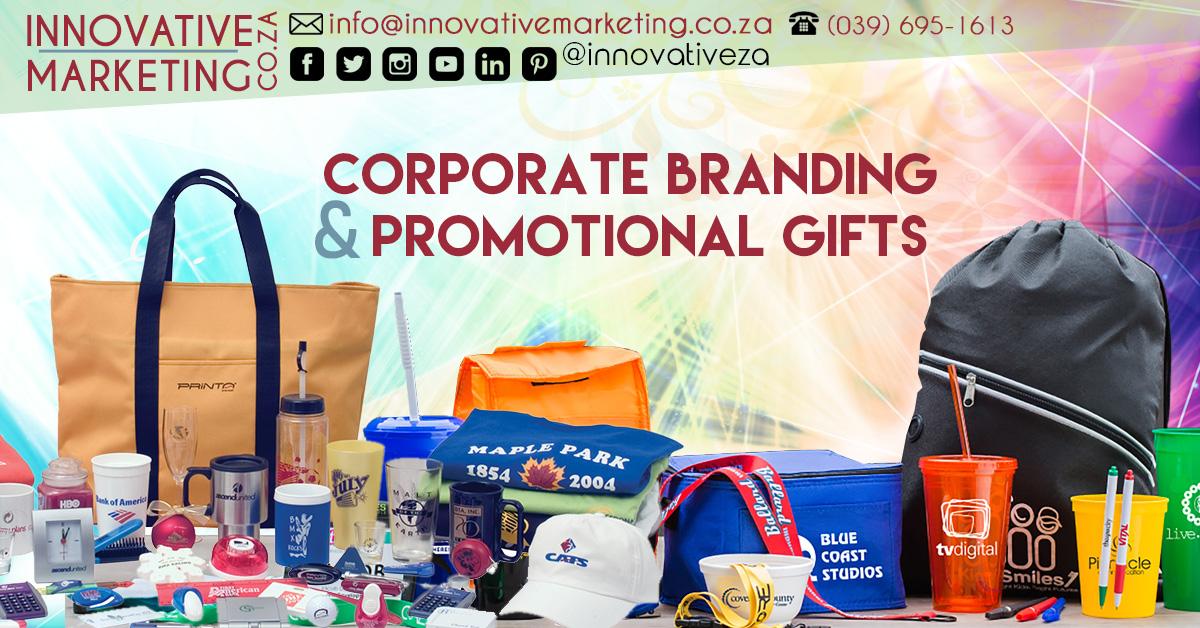 Corporate Gift Branding