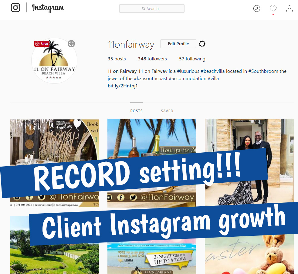 05-12 Record setting instagram gowth