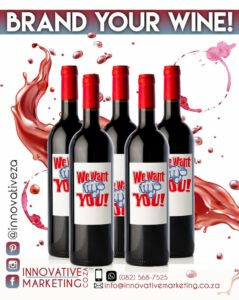 Brand Your Wine
